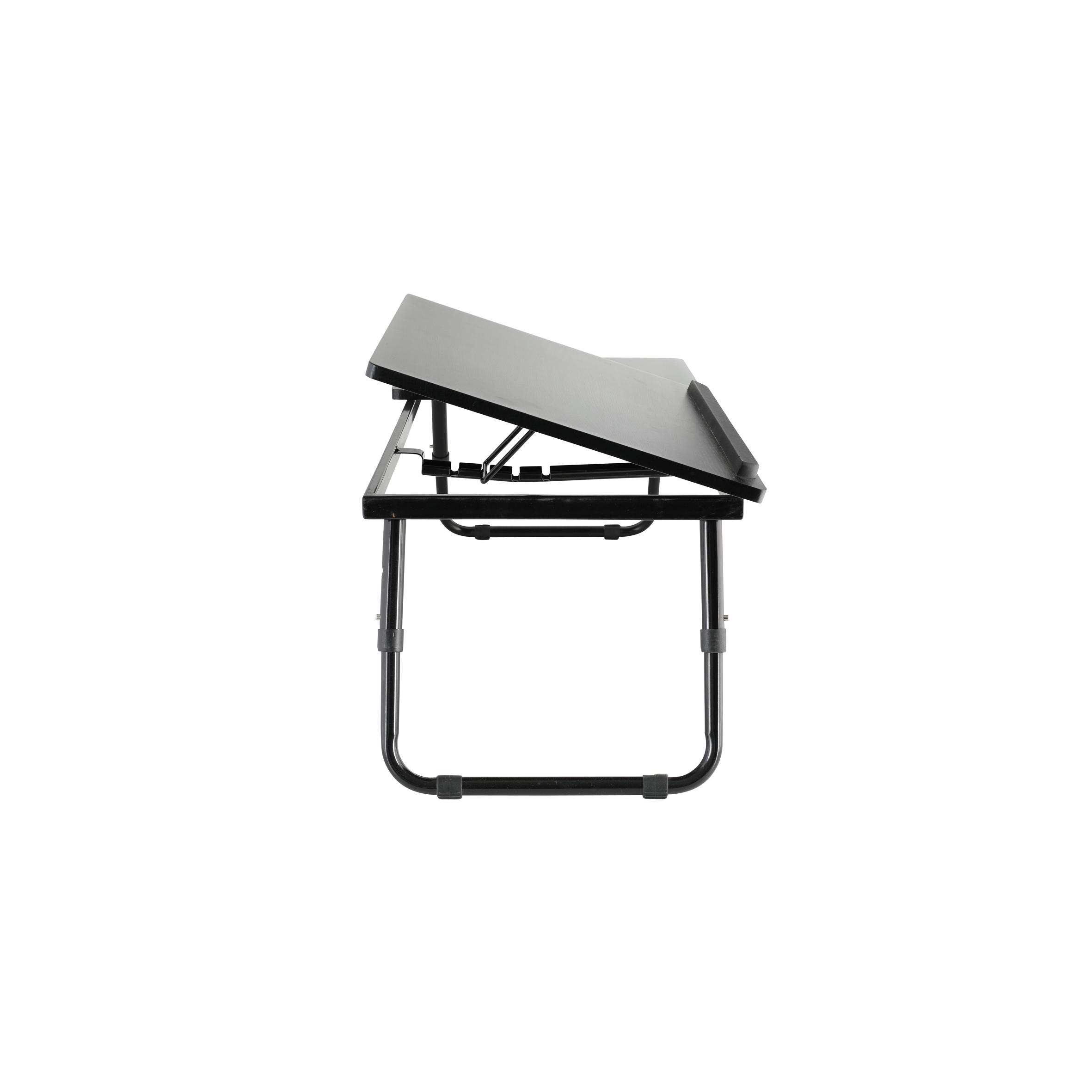 laptoptisch notebooktisch betttisch faltbar notebook laptop st nder holz ebay. Black Bedroom Furniture Sets. Home Design Ideas