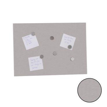 Magnettafel 35x50 cm, inkl. 6 Magneten