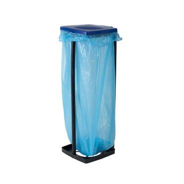 Müllsackständer KS H 87 cm Deckel Mülleimer Abfalleimer Müllständer Gelber Sack – Bild 1