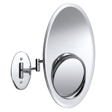 Wandspiegel, dreh- und schwenkbar