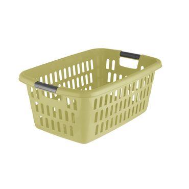Wäschekorb ca. 61 x 41 x 25 cm Korb Kleidungskorb Haushaltskorb – Bild 3