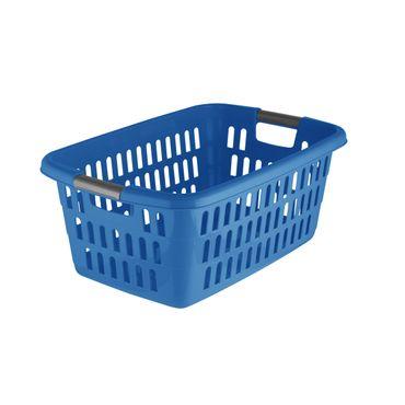 Wäschekorb ca. 61 x 41 x 25 cm Korb Kleidungskorb Haushaltskorb – Bild 4