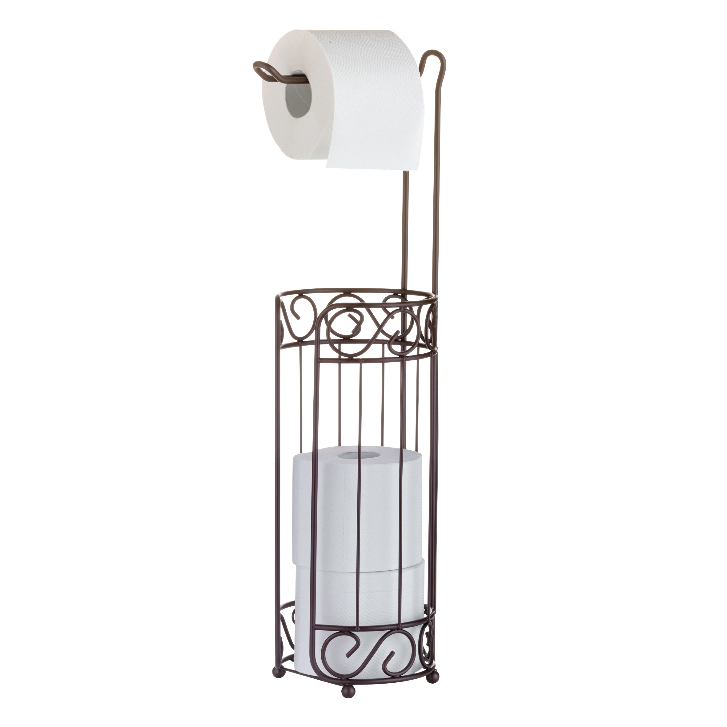 WC-Papierrollenständer Klopapierhalter Klopapier ...