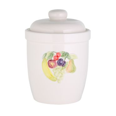 Rumtopf Keramik ca. 5 Liter – Bild 1
