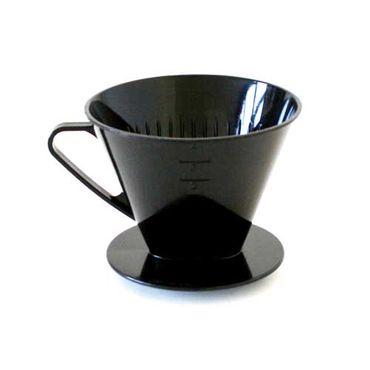 Kaffeefilter Kunststoff für 4 Tassen Kaffeeaufsatz Filter Dauerfilter Kaffee
