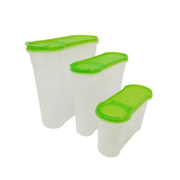 Streu- und Schüttdose 2 l Kunststoff Vorratsdose Gewürzdose Haushaltsdose