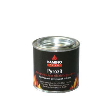 Ofenlack gussgrau  100 ml – Bild 1