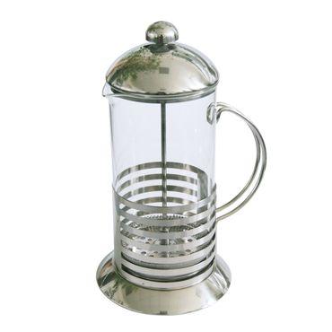 Kaffeebereiter Teebereiter Skanderborg Glas 600ml Kaffeepresse Kaffeekocher – Bild 1