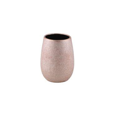 """Keramik Zahnbürstenhalter rosegold """"Lenvik"""""""