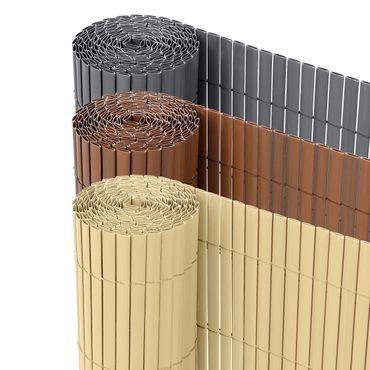 Ribelli® PVC Sichtschutzmatte verschiedene Ausführungen – Bild 1