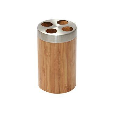 Badaccessoires Sortiment, Bambus – Bild 3