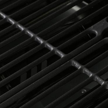 6 Gasgrill Gasbrenner Grill mit Seitenbrenner – Bild 7