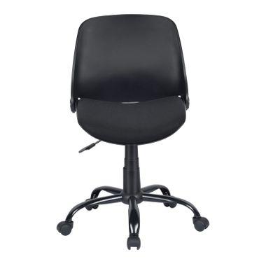 Bürostuhl, schwarz – Bild 8
