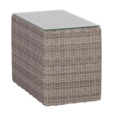 Lounge Set grau Sitzgruppe Sitzgarnitur Gartenmöbel Loungemöbel Gartenlounge  – Bild 18