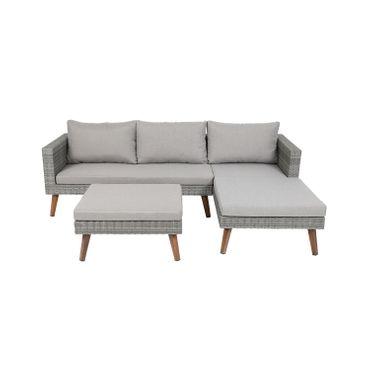 Lounge Set Gartenmöbel Sitzgruppe Loungemöbel Terassen Lounge Chillout Sitzecke – Bild 1