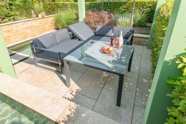 Lounge Set Gartenmöbel Sitzgruppe Loungemöbel Terassen Lounge Chillout Sitzecke – Bild 14