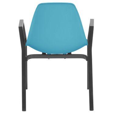 Loungestuhl Gartenstuhl Stuhl Lounge Sessel Möbel Schalenstuhl design stuhl – Bild 1
