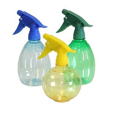 Pflanzensprüher 0,4L versch. Farben Formen Pflanzensprayer Drucksprüher Pump – Bild 1