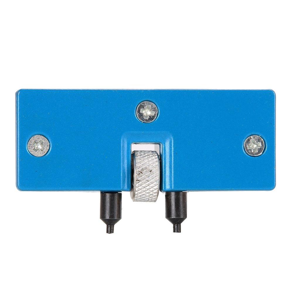 8stk Uhren Gehäuse Rückseite Öffner verstellbar Halterung für Uhr Reparaturen.
