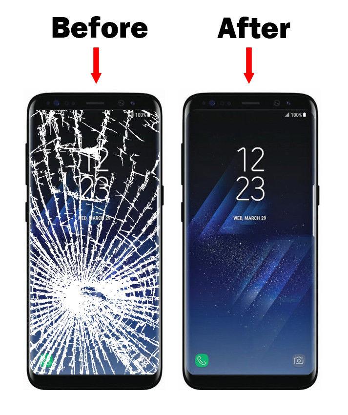 display reparatur galaxy s9