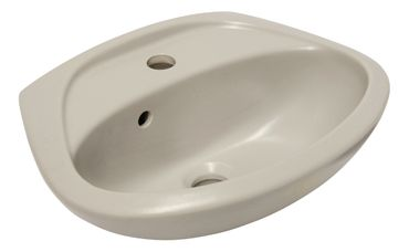 Handwaschbecken Juist 45 cm, Flanell