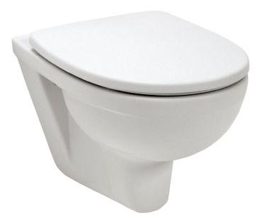 Wand-WC Lucanto, weiß