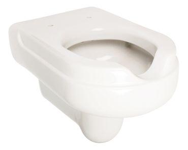 Wand-WC Komfort, weiß
