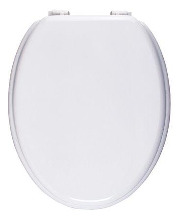 WC-Sitz Neapel, weiß – Bild 2
