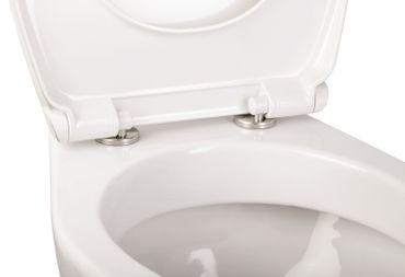 Lidano 2.0 Wand-WC +6cm inklusive WC-Sitz  – Bild 6