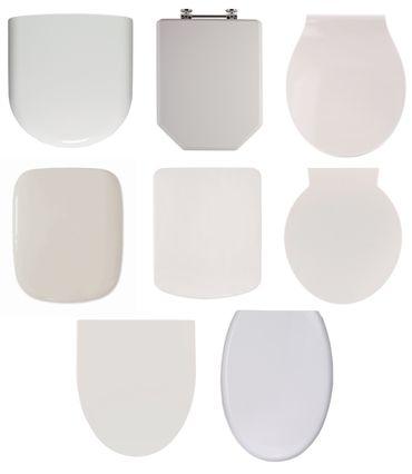 WC-Sitze zu Keramikserien – Bild 1