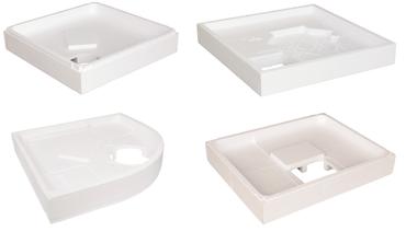 Wannenträger für Acryl-Brausewannen Teso und Sono – Bild 1