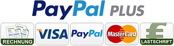 paypal PLUS zahlung