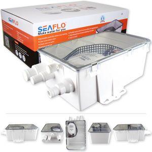 "SEAFLO ® Automatik Duschpumpensystem ""Sahara"" Größe u. Ausf. nach Wahl – Bild 1"