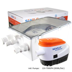 "SEAFLO ® Automatik Duschpumpensystem ""Sahara"" Größe u. Ausf. nach Wahl – Bild 4"