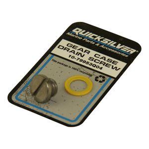 Quicksilver Ablassschraube für Getriebegehäuse 10-79953Q04 – Bild 1