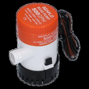 Seaflo ® Bilgepumpe Förderleistung nach Wahl – Bild 4