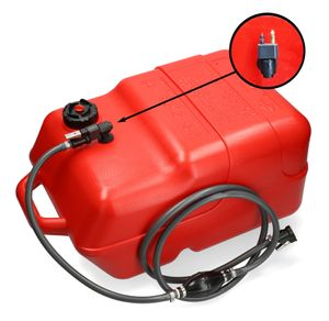 30 Liter Kraftstofftank Big Joe und großer Anschluss- und Zubehör-Auswahl – Bild 7