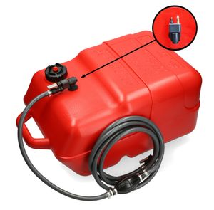 30 Liter Kraftstofftank Big Joe und großer Anschluss- und Zubehör-Auswahl – Bild 8