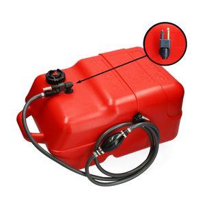30 Liter Kraftstofftank Big Joe und großer Anschluss- und Zubehör-Auswahl – Bild 10