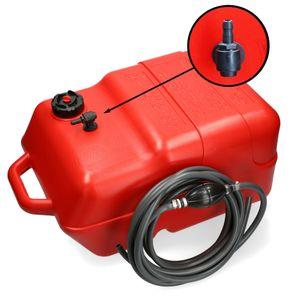 30 Liter Kraftstofftank Big Joe und großer Anschluss- und Zubehör-Auswahl – Bild 5