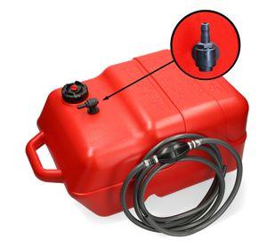 30 Liter Kraftstofftank Big Joe und großer Anschluss- und Zubehör-Auswahl – Bild 4