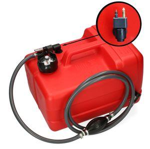 Kraftstofftank 11,3L mit Füllstandsanzeige und großer Anschluss-und Zubehör-Auswahl – Bild 7