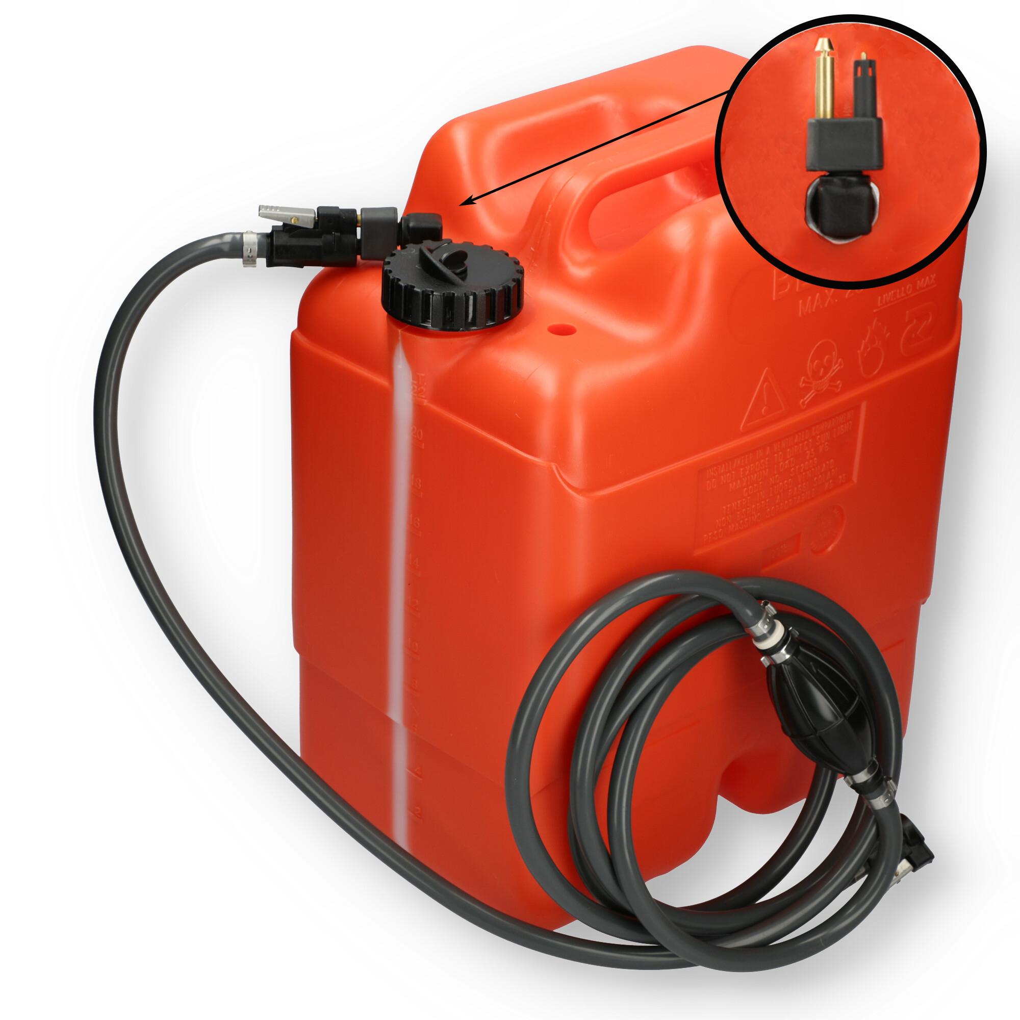 5L Tank Auto Ersatztank Benzintank Reservetank Kraftstofftank Treibstofftank