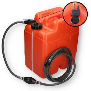Kraftstofftank 23L mit Tankdeckel und großer Anschluss-und Zubehör-Auswahl – Bild 8