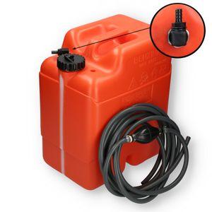 Kraftstofftank 23L mit Tankdeckel und großer Anschluss-und Zubehör-Auswahl – Bild 5