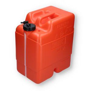 Kraftstofftank 23L mit Tankdeckel und großer Anschluss-und Zubehör-Auswahl – Bild 2