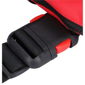 YACHT-POOL vollautomatische Rettungsweste 170N mit Schrittgurt, Sicherungs-D-Ring und Bergeschlaufe ISO 12402-3 Rot – Bild 3