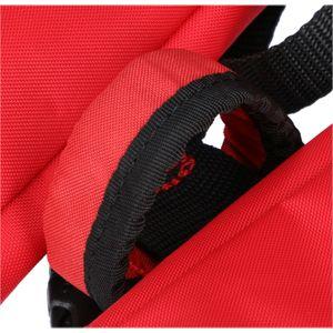 YACHT-POOL vollautomatische Rettungsweste 170N mit Schrittgurt, Sicherungs-D-Ring und Bergeschlaufe ISO 12402-3 Rot – Bild 4