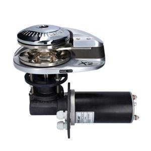 Lofrans' Ankerwinde X2 Low Profile 800W Aluminium für 6 oder 8 mm Kette – Bild 3