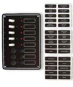 LUXUS - Schaltpaneel mit 5 Schaltern 001